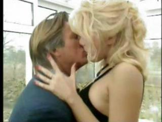 french bleached angel assistant seduces the boss