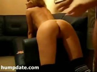 wife with a sweet anal acquires it fucked uneasy