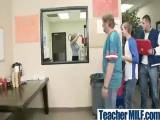 uneasy fuck between teachers and students vid-15
