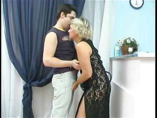 fresh adam licking cougar margaret
