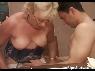 granny slut had doggy banged by some slutty