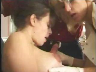 pregnant lady involved into some groupsex with