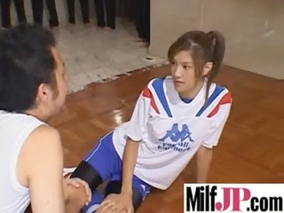 japanese mature babes love to be fucked uneasy on