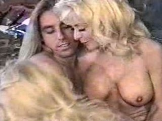 mom and chick in 3some
