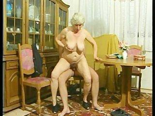 granny obtains banged doggy fashion