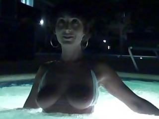 hot tan body babe