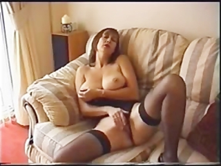 super angel solo masturbating