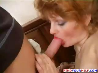 rufous dirty older hooker and amateur boy