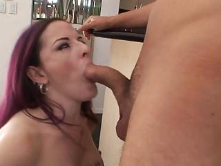 awesome woman caroline pierce dick sucking
