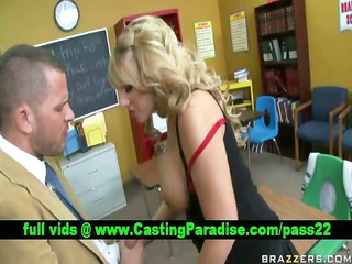 heather ashley blond young slut dick sucking