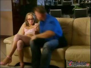 hot milf obtain pierced by neighbour