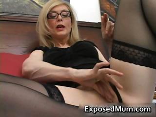 pale mum into glasses tasting difficult part2