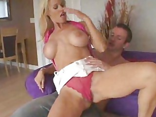 cockstarved girlfriend gaga over young stud