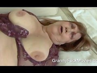 these is one fat and slutty granny who wishes
