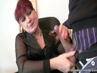 cocksucking grownup lady driving cock