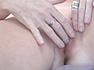 fingering herself