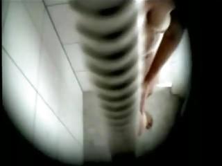 mummy getting bathroom and fisting
