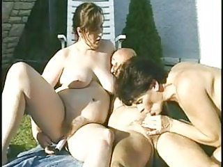 granny and fatty taking fucked