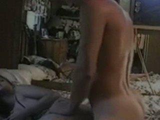 young stud gang-bangs his housewife