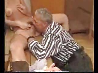 grandpa and lika by snahbrandy