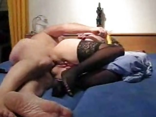 mature fresh wife vibrators her bottom and takes