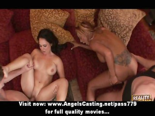 swinger celebration with desperate housewifes