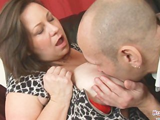 giant bossom grownup roxy j acquires fucked
