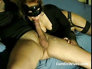 masked maiden mouthful