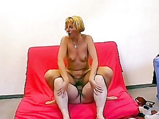 difficult banged mature