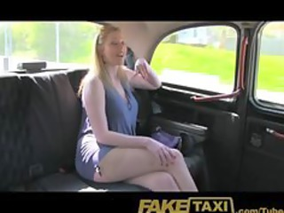 faketaxi older blonde accepts naughty proposal