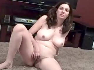 desperate neighbour masturbates