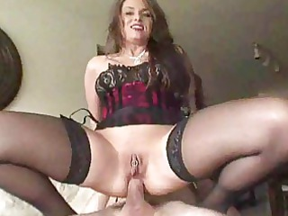 french canadian lady adores bottom and facial