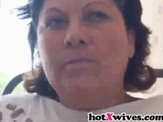 heavy wife gives dick sucking and acquires