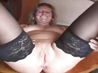 fat older amp inside pantyhose is a cum ho