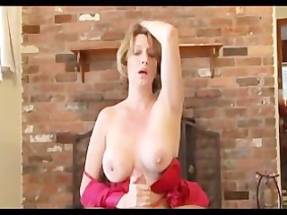 extremely impressive redhaired babe cock licking
