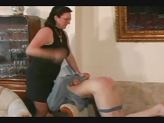 old straps and spanks the man pt3