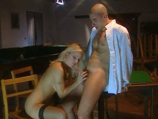 marie loren - american lady drilled by two guys