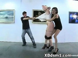 extremely impressive breast vigilant bdsm