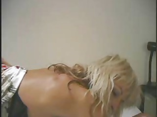 stunning milf 66 bleached woman with large tits