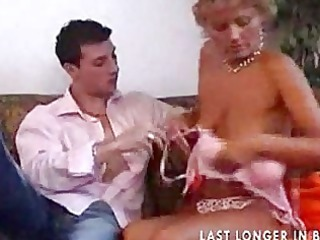 slutty son finds right way to his mothers kitty