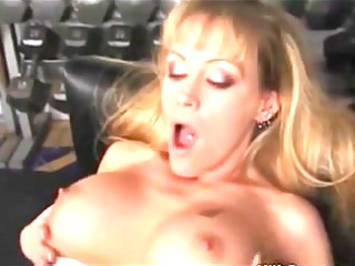 gym mother id like to drill receives her kitty