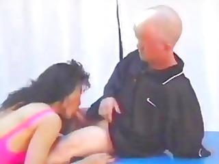 midget dreams of gang-banging hot eastern slut g