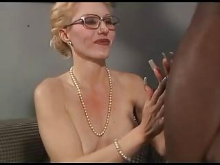 ivory elderly and dark penis