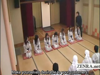 subtitled horny indebted japan bitches bathhouse