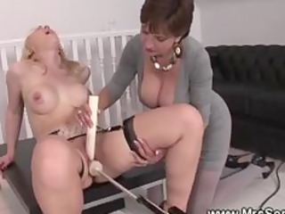 albino older brit enjoys mechanic porn