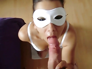 dutch housewife bj with white cream