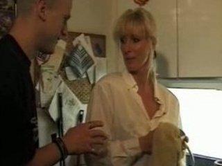 swedish mom gang-bangs his obtain son and his
