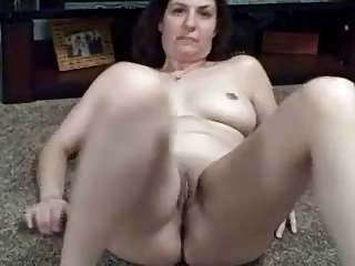 young woman fingering