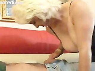 older dana hayes ingests cum
