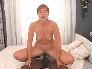 ginger anal ancient veri and youthful bbc